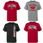 Atlanta Falcons NFL Youth Boys Pick Color Short Sleeve Team T-Shirts: S-XL on eBay
