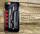 Audi RS3 Sportback Engine Case Cover for iPhone 6 6s 6+ 6s+ 7 7+ 8 8+ X