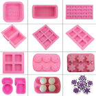Внешний вид - 3D Silicone Ice Cube Candy Chocolate Cake Cookie Cupcake Soap Molds Mould Tools