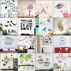 Quote Removable Wall Sticker Art Vinyl Decal Mural Family Bedroom DIY Decor Lot