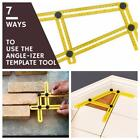 Angle-Izer Ultimate Tile & Flooring Template Tool Multi-Angle Ruler #DQ