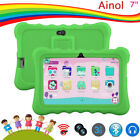 "7"" Zoll 8GB KIDS TABLET PC ANDROID DUAL CAM 4CORES 3G WIFI CHILD CHILDREN + Case"
