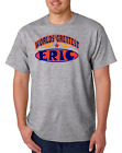 Bayside Made USA America T-shirt World's Greatest Best Eric image