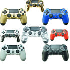 Kyпить Genuine PS4 Dual Shock 4 PlayStation 4 Controller Black Gold Camo  (Refurbished) на еВаy.соm