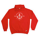 Sailing Hoodie Hoody Funny Novelty hooded Top - Sailing Makes Me Happy