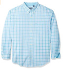 Izod Premium Essentials Natural Stretch Men's Long Sleeve Button Front Shirt $55