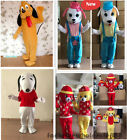 Dog Mascot Costume Party game Cosplay Fancy Dress Adult Size Handmade NEWlY New