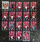 MATCH ATTAX 18 19 FULL COMPLETE BASE CARD TEAM SETS 18 CARDS 2018 2019 ATTACK