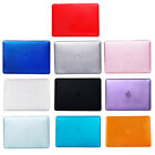 New Ultra-thin Crystal Case Cover For Apple MacBook Air Pro Retina 11 13 15