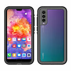 For Huawei P20/P20 Pro NEW Waterproof Shockproof Dirtproof Hard Phone Case Cover