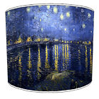 Famous Print Paintings Art Lampshades Ideal To Match Wall Murals & Wall Art