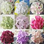 54Petals Artificial Hydrangea Flower Bouquet Party Floral Wedding Room Decor