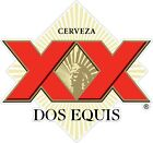"""Dos Equis Beer Color Die Cut Vinyl Decal Sticker - You Choose Size 2""""-28"""""""