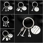 If Dad Can't Fix It No One Can Hand Tools Keychain Daddy Key Rings Gift