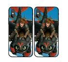 How to Train Your Dragon The Hidden World Black silicone phone case for iPhone