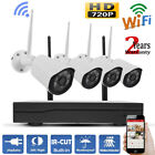 Внешний вид - 4CH 720P NVR WIFI Security Wireless Camera System IP CCTV Waterproof IP66 H.264