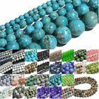 Kyпить Wholesale Natural Gemstone Round Spacer Loose Beads 4MM 6MM 8MM 10MM DIY Bead на еВаy.соm
