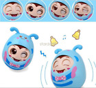 Sky Adorable Roly-Poly Tumbler Doll Baby Toys For Baby 6-12 Months Safe Paci
