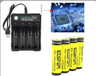 USA 9900mAh Rechargeable 18650 Battery 3.7V Li-ion Batteries Intelligent Charger