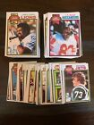 1979 TOPPS FOOTBALL #1 thru #528 - PICK ANY CARD(S) YOU NEED -- NM/NM+ or better $2.25 USD on eBay