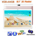"10.1"" Tablet PC 4G 64G Android 7.0 Octa-Core Dual SIM Camera Wifi Phone Phablet"