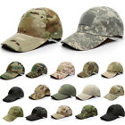 Camouflage Baseball Hat Military Army Tactical Special Forces Airsoft Camo Cap
