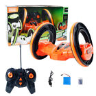 Wireless Remote Control Jumping RC Toy Cars Bounce Car for Boys Christmas Gift