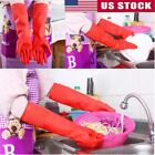 Washing Gloves Long Sleeve Waterproof Dish Protect Cleaning Kitchen Tool Useful