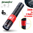 Zoomablle Portable  XH-P50 LED Flashligh  5-Modes t Torch Super Bright For 18650