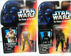 STAR WARS POWER OF THE FORCE POTF 2 ACTION FIGURES 1990's KENNER VTG. Free Ship $9.0 USD on eBay