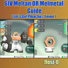 Kyпить 6IV Shiny Melmetal or Meltan Pokemon Lets Go Guide [Lets Go P/E] на еВаy.соm