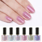 BORN PRETTY 6ml   Nail Polish Glitter Pink Nail Art Varnish