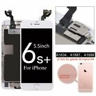 New LCD Screen Touch Replacement For iPhone 6s 6 6s Plus Camera Home Button