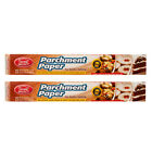 1 ,2 ROLLS of Parchment Paper Nonstick Baking Paper - Cooking Pizza, Etc