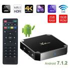 X96 Mini TV BOX 2GB/1GB Ram 16GB/8GB Rom 4K Android 7.1.2 Smart TV Box X96 MINI
