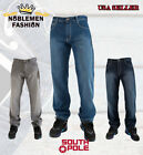 SOUTHPOLE MEN JEANS 4180 RELAXED FIT DENIM 7 COLORS BIG AND TALL 32~52