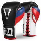 1TITLE Boxing Luxury Pro Fight Gloves48