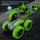 2.4GHz Wireless Remote Control Jumping RC Toy Bounce Cars Robot Toys Flexible
