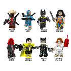 Superhero Deadpool Building Blocks Minifigure Brick Toys Wonder Woman