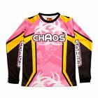 Chaos Kids Off Road Motocross Shirt Pink