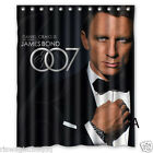 James Bond Custom Fabric Shower Curtain 60x72 Inch $43.49 CAD on eBay