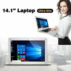 14 Inch For Windows 10 Redstone Os Notebook Pc Laptop 1920*1080p Hd Display Zu