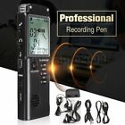 T60 Professional Digital Voice Recorder Time Display Dictaphone MP3 Player D6