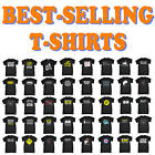 Birthday Legends Funny Novelty T-Shirt Mens tee TShirt - SUPER MENS - O1