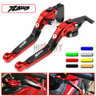 New CNC Adjustable Brake Clutch Folding Extend Levers for Suzuki TL1000S 97-01