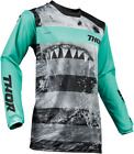 Thor S9 Youth Pulse Savage Jaws Jersey