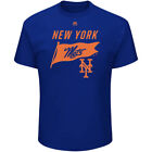 New York Mets Majestic Flag Tee - New With Tags - FREE SHIPPING! on Ebay