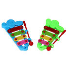 4-Note Xylophone Wisdom Development Instrument  Musical Toys Gift For Child s/