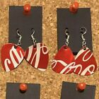 Unique, Fun, Handmade Earrings - made from a Coca-Cola can £7.5  on eBay