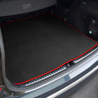 Fits For Subaru Legacy Estate Boot Mat (2004 - 2009) Black Tailored